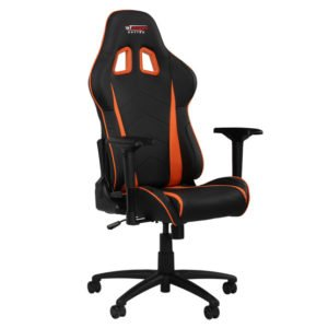 GT Omega Racing PRO Office Chair Orange at The Gamers Lounge Shop Malta
