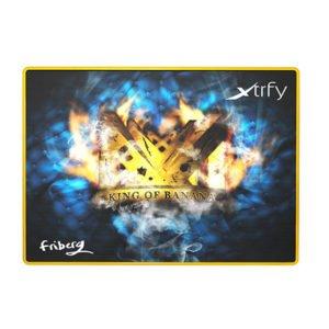 Xtrfy Xtp1 Mousepad - Friberg at The Gamers Lounge Shop Malta