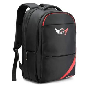 GT Omega Racing 17.3inch Apex Edition Backpack at The Gamers Lounge Shop Malta