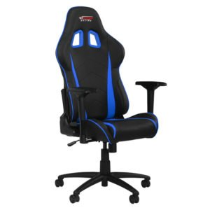 GT Omega Racing PRO Office Chair Blue at The Gamers Lounge Shop Malta