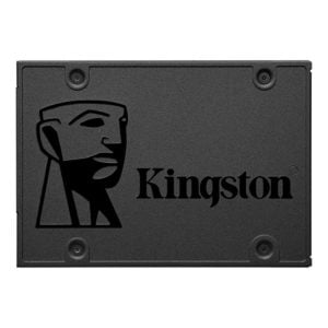 """Kingston A400 480GB 2.5"""" SSD at The Gamers Lounge Shop Malta"""