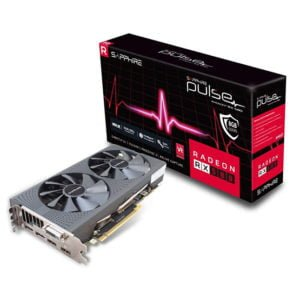 Sapphire Pulse Radeon RX580 8G at The Gamers Lounge Shop Malta