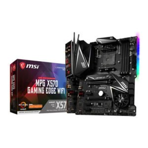 MSI MPG X570 Gaming EDGE WiFi at The Gamers Lounge Shop Malta