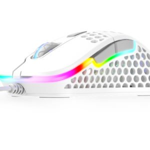 Xtrfy M4 Gaming Mouse RGB Black at The Gamers Lounge Shop Malta
