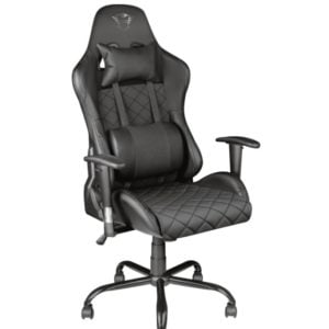 Trust Gaming Resto Gaming Chair Black at The Gamers Lounge Shop Malta