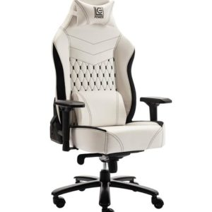 LC Power GC-800-BW XL Gaming Chair at The Gamers Lounge Shop Malta