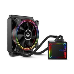 Alseye Halo H120 RGB Liquid Cooler at The Gamers Lounge Shop Malta