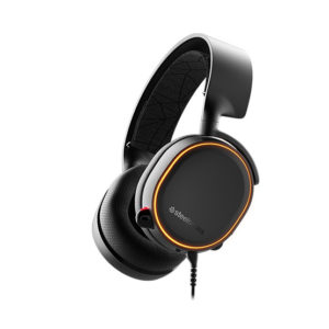 Steelseries Arctis 5 7.1 Headset Black at The Gamers Lounge Shop Malta