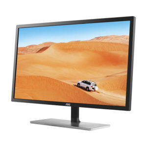 """AOC Q3279VWFD8 32"""" Monitor at The Gamers Lounge Shop Malta"""