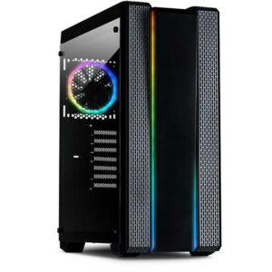 Intertech S-3901 Impulse RGB Case at The Gamers Lounge Shop Malta