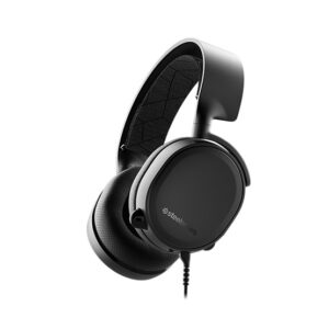 SteelSeries Arctis 3 Headset Black at The Gamers Lounge Shop Malta