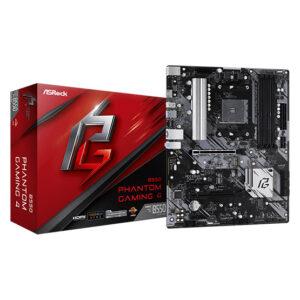 Asrock B550 Phantom Gaming 4 Motherboard