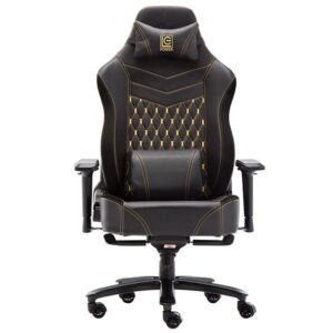 LC Power GC-800-BY XL Gaming Chair at The Gamers Lounge Shop Malta