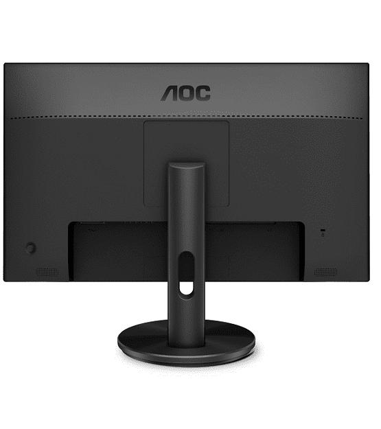 AOC G2490VXA 144hz Gaming Monitor Back