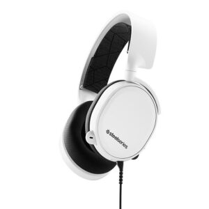 SteelSeries Arctis 3 Headset White