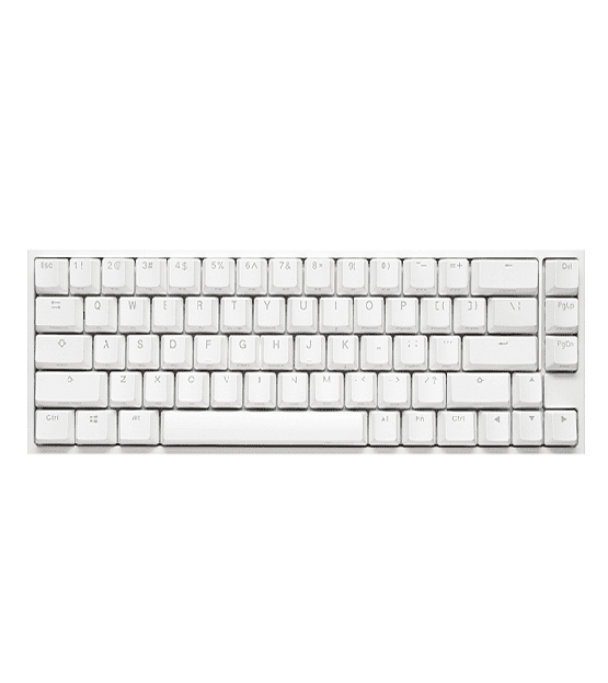 Ducky One 2 SF White