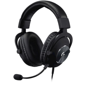 Logitech Pro Gaming Headset at The Gamers Lounge Shop Malta