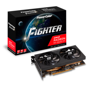 PowerColor RX 6600XT 8Gb at The Gamers Lounge Shop Malta