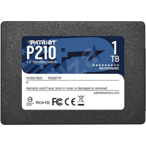 Patriot 1Tb P210 SSD at The Gamers Lounge Shop Malta